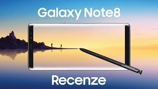 Samsung Galaxy Note 8 - [recenze a unboxing]