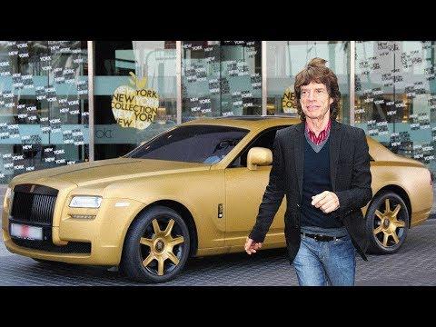 Mick Jagger's Lifestyle ★ 2018