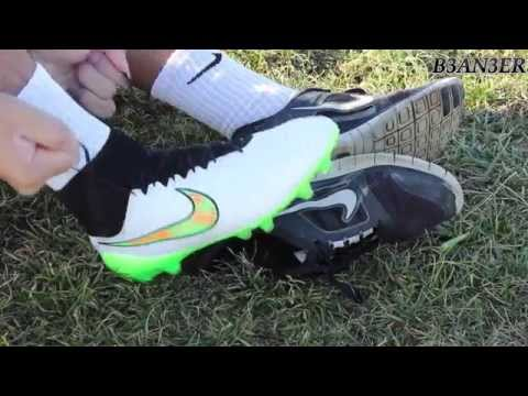 Nike Magista Obra Review - Silver Storm Pack | Doovi