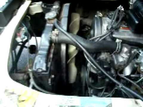 Mitsubishi Starwagon  Engine  YouTube