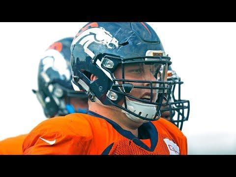 Denver Broncos Garett Bolles clear front runner for starting LT position