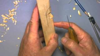 Carving A Simple Woodspirit - Part2