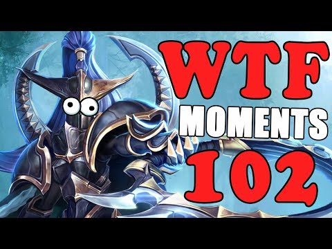 Heroes of The Storm WTF Moments Ep.102