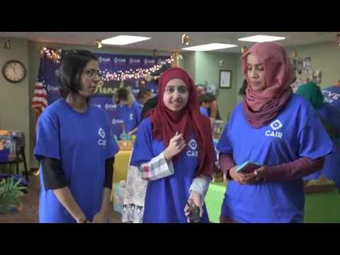 Video: CAIR, Community Partners Hold 4th Annual 'Sharing Ramadan' Campaign in Maryland