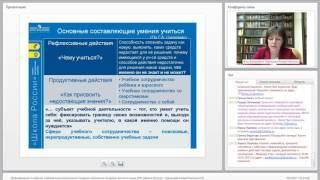 Формирование и развитие учебной самостоятельности младшего школьника на уроках русского языка
