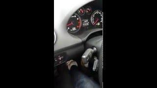 Grincement Démarrage - Audi A3