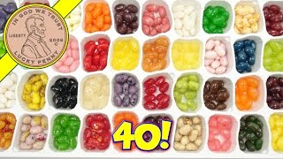 Jelly Belly 40 Sampler Gift Box, I Mix & Match Flavors!