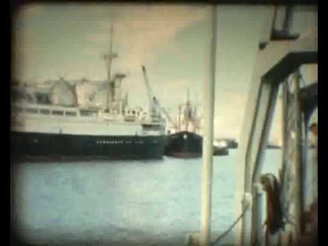 Singapore 8mm Cine Home Movie From The 1960s