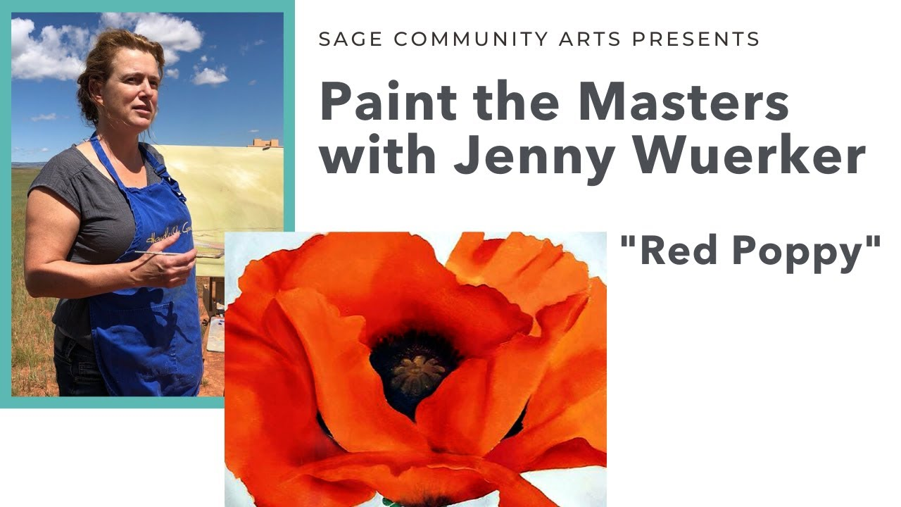 Introducing Paint the Masters w/ Jenny Wuerker