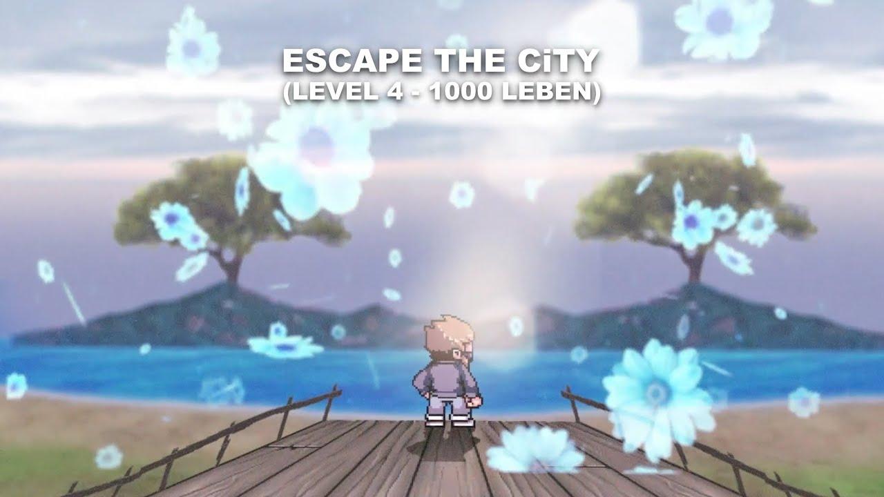 morten - ESCAPE THE CiTY (Level 4 - 1000 Leben)