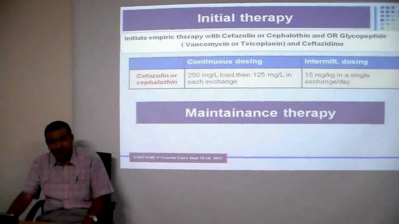 Peritoneal Dialysis An Overview Dr Osama El Shahat NEW
