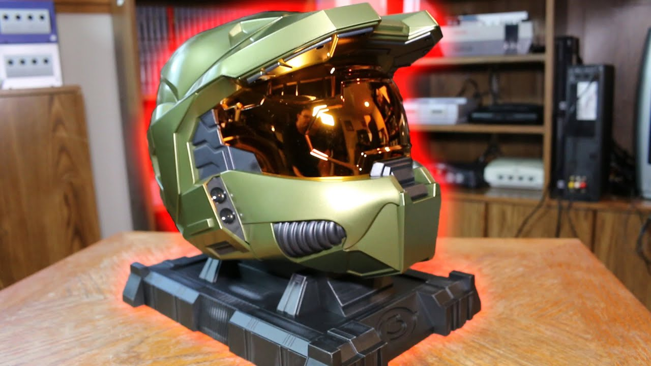 Make your halo 3 legendary edition helmet wearable! Instructables.