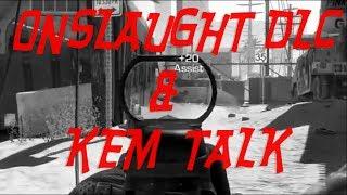 Ghosts - Onslaught DLC Talk! Octane Party Kem!