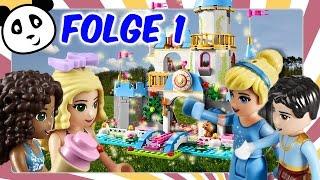 Lego Friends und Prinzessin Cinderella deutsch - Part 1 Ein Sommertraum Kinderserie