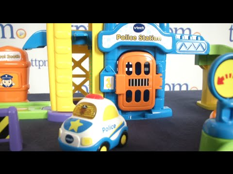 Go Go Smart Wheels Police Station From Vtech Youtube