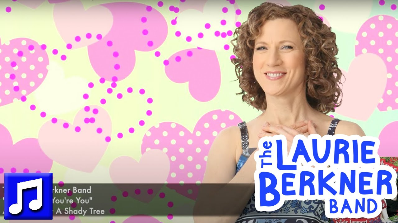 """""""I'm Me And You're You"""" by The Laurie Berkner Band"""