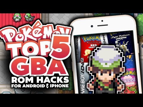 Top Best Gba Pokemon Rom Hacks For Android Iphone