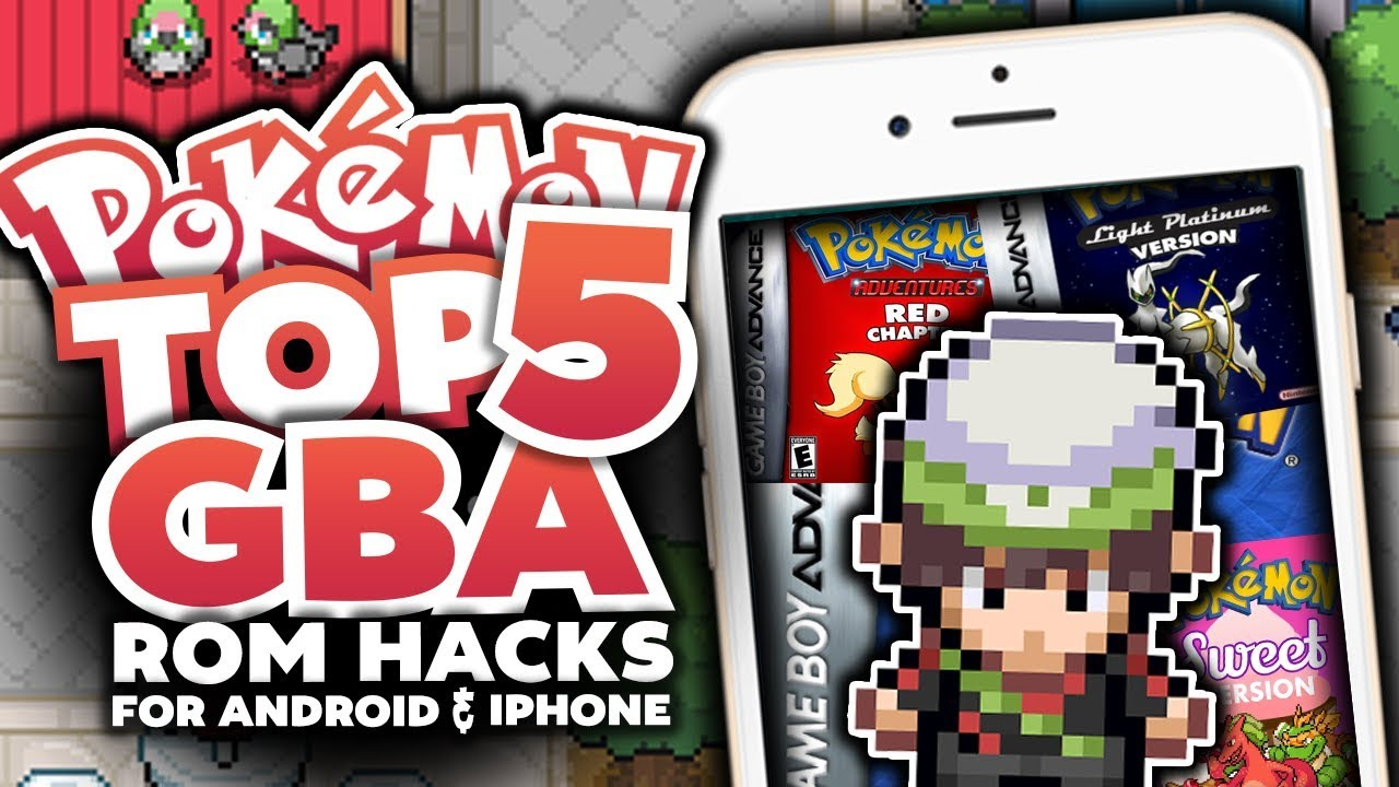 roms for android gba