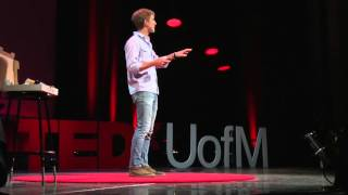 Choosing a Life Without Trash | Sam McMullen | TEDxUofM