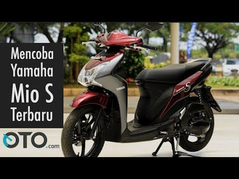 Yamaha Mio S | First Ride | OTO Com