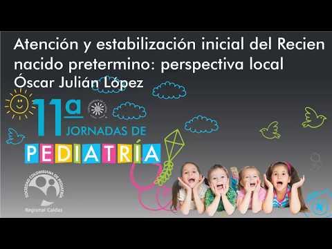 03 Atención y estabilización inicial del recién nacido - Oscar Julian López