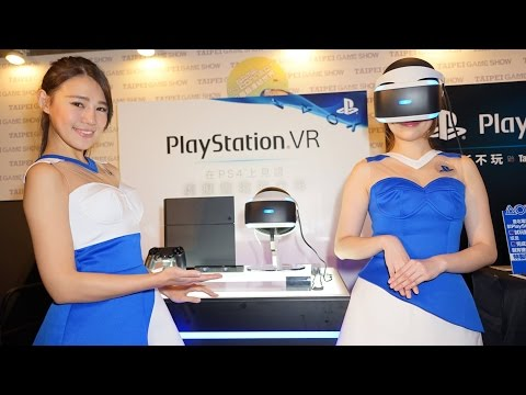 PlayStation VR - распаковка и обзор комплекта. Вскрытие покажем!