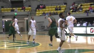 Tech Men's Basketball vs. Missouri Southern Highlights 11/28/15