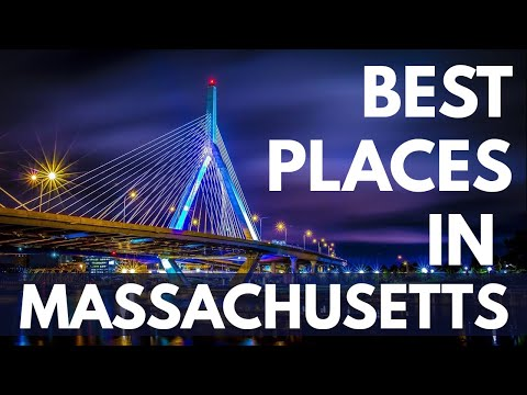 10 Best Travel Destinations in Massachusetts USA
