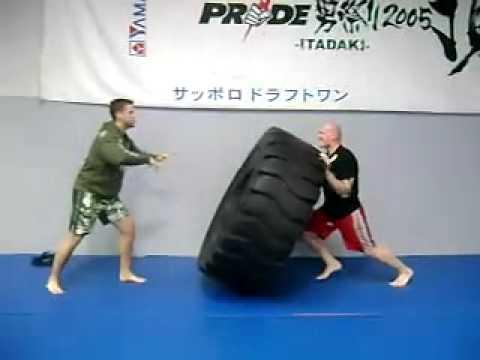 Fitness for MMA: Krzysztof Soszynski II Preparação Física p MMA