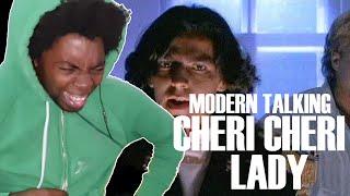 I LIKE THEM!!! Modern Talking - Cheri Cheri Lady (REACTION!!!)