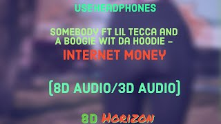 Internet Money – Somebody ft  Lil Tecca and A Boogie Wit Da Hoodie Official Music Video