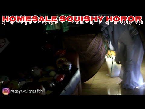 Series 2 sambungan HOMESALE SQUISHY HOROR!! Mengerikan & Menakutkan tapi ada lucu nya juga !