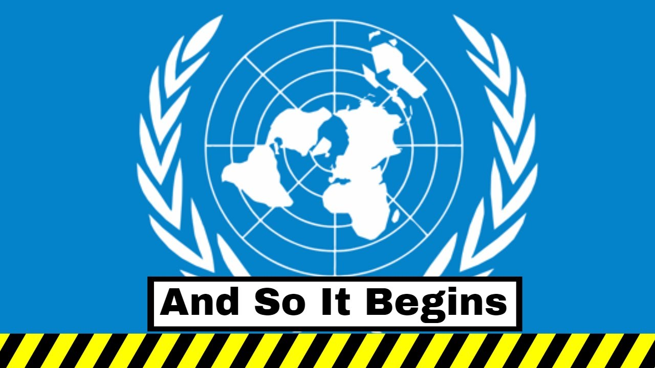 Headlines WIth A Voice United Nations Takes-Over Utah Taxpayer-Funded Venue