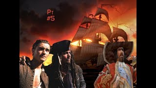 Pirate do Caribe Pt 5