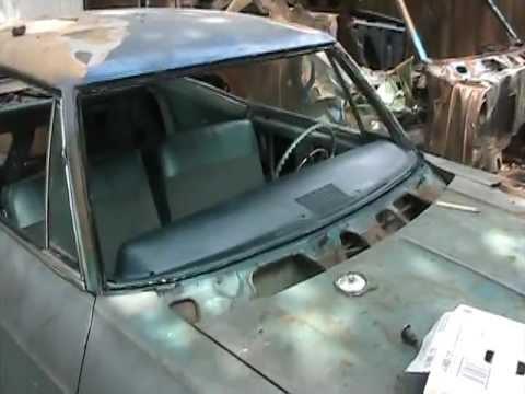 65 Impala Green Video 7 Windshield Installation Youtube