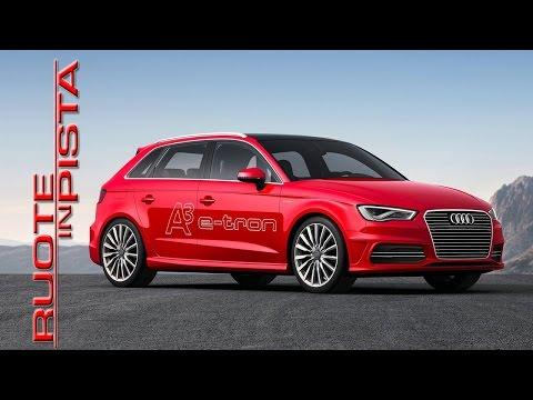 Ruote in Pista n. 2250 - Le News di Autolink - Audi A3 e-tron