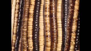 Bedido - Engros naturlig smykker, Coco mode, Træ perler Thumbnail