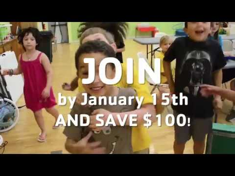 Families Join the Capital District YMCA and Save January 2018
