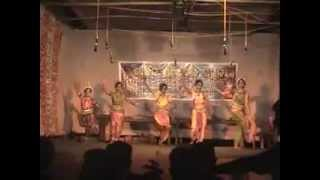 Annual function 2008 VSK Dumuduma bhajan dance nupur mo runu jhunui.mpg