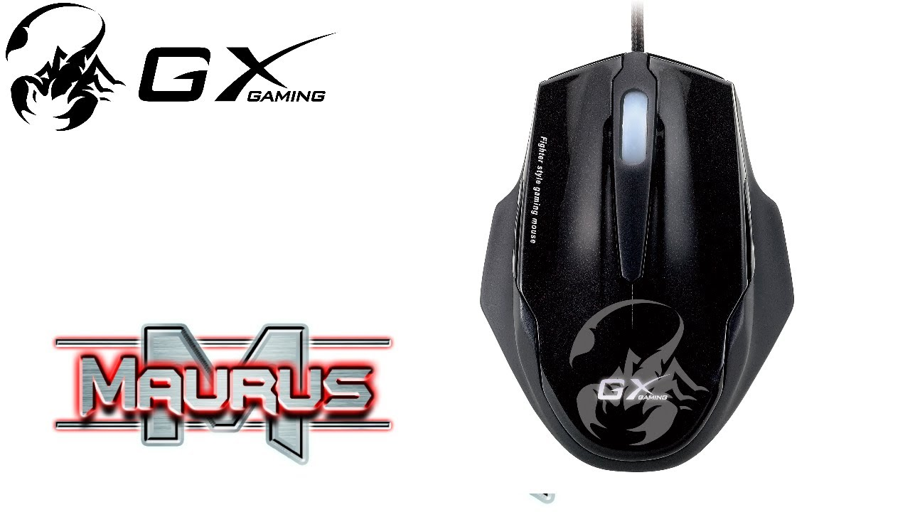 Kết quả hình ảnh cho Mouse Genius GX GAMING MAURUS