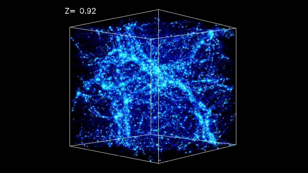 Formation Of The Large Scale Structure In The Universe