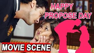 Happy Propose Day | Movie Love Scene | Nepali...