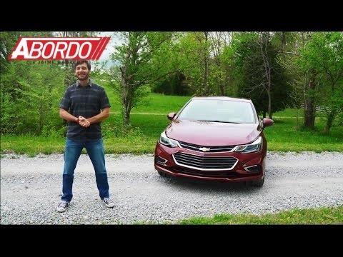 Chevrolet Cruze 2016 - Prueba A Bordo [Full]