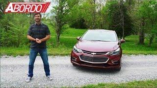 Chevrolet Cruze 2016 Prueba A Bordo Full