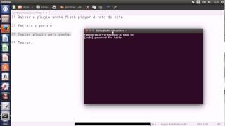 Instalar plugin adobe flash player para firefox manualmente - Ubuntu 14.04