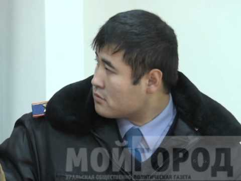 арест Жумагалиева кафе