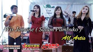 Salam Pambuko Wis Jamane - All Artis - HK Entertainment Live Tegalrejo Sajen - Antok Sound System