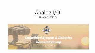 Video #5 Analog I/O on NodeMCU ESP32   LED PWM   LED Brightness Control download MP3, 3GP, MP4, WEBM, AVI, FLV Agustus 2018