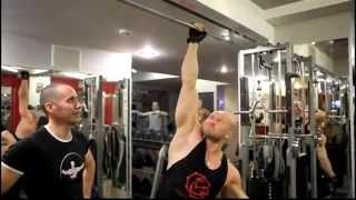 Bodibilding VS Workout Спасокукоцкий VS Тамир 4 упр