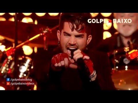 Queen + Adam Lambert - Robocop Gay